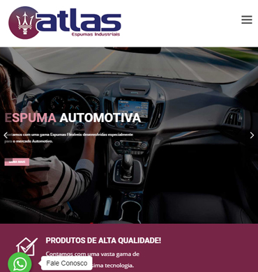 Atlas Espumas Industriais