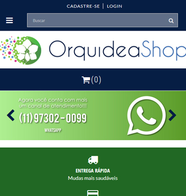 Orquídea Shop